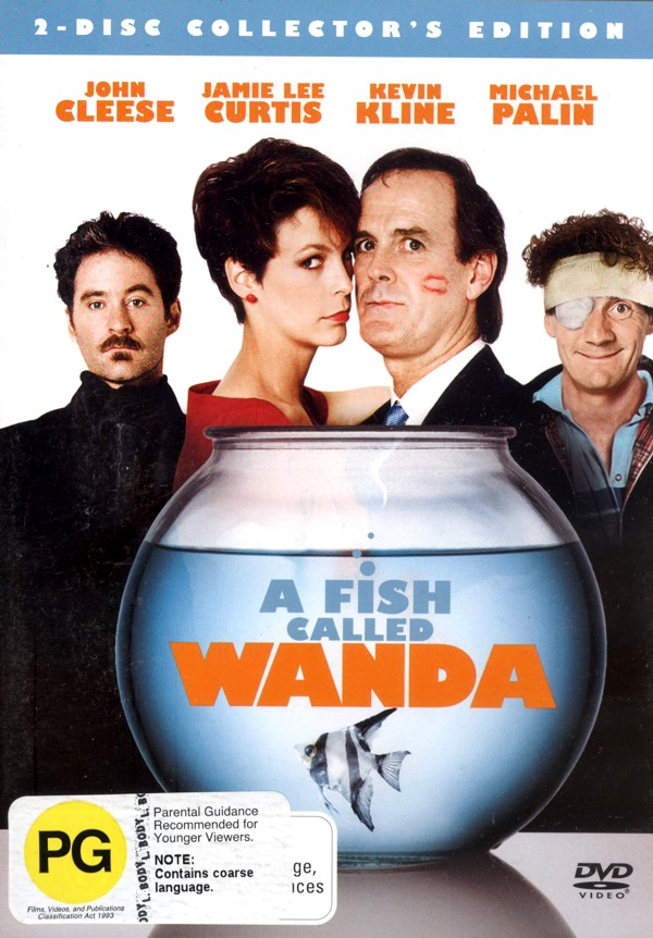 A Fish Called Wanda - Special Edition (2 Disc Set) on DVD image