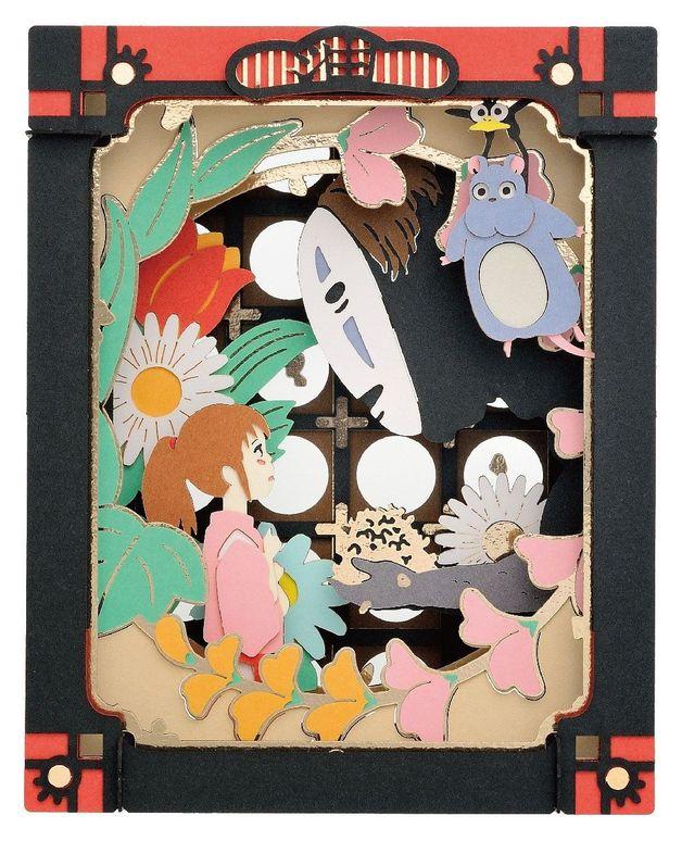 Paper Theater Spirited Away: Kaonashi's Feelings