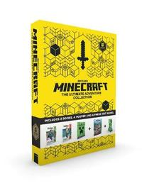 Minecraft: The Ultimate Adventure Collection by Mojang AB