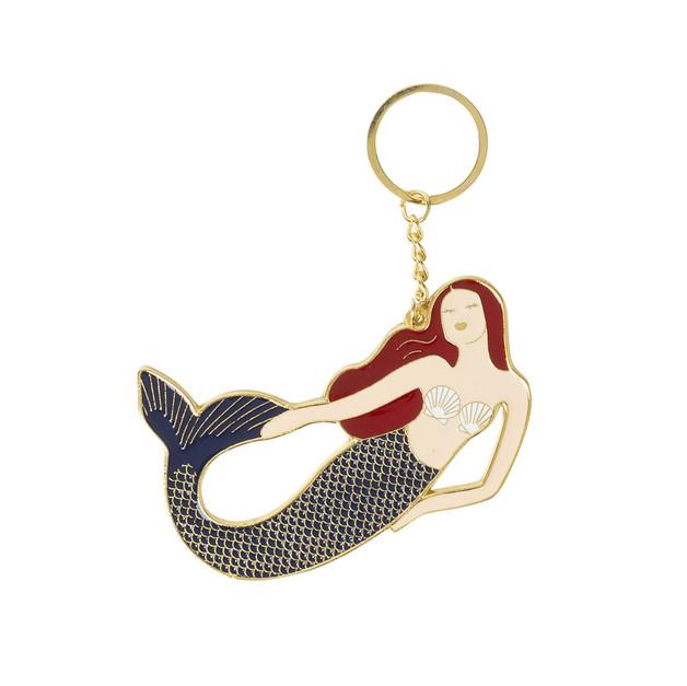 Doiy: Oversized Keyring - Mermaid