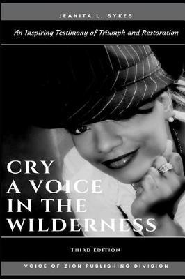 Cry by Jeanita L. Sykes