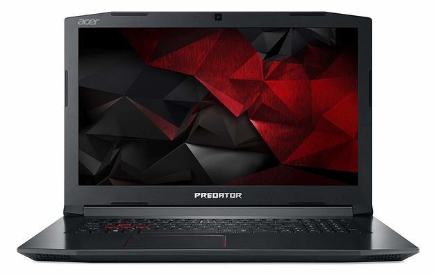 Acer Helios 300 FHD i7 16GB RAM 256GB SSD 1TB HDD GTX1660Ti