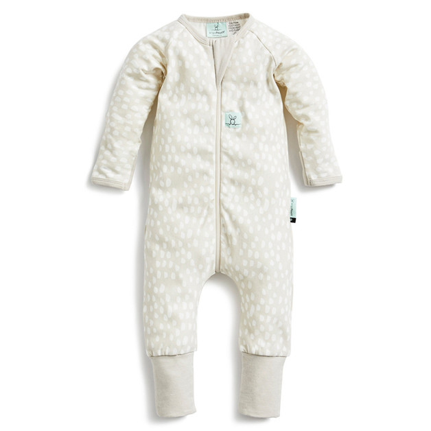 ErgoPouch: 0.2 TOG Long Sleeve Layers - Fawn/2 years
