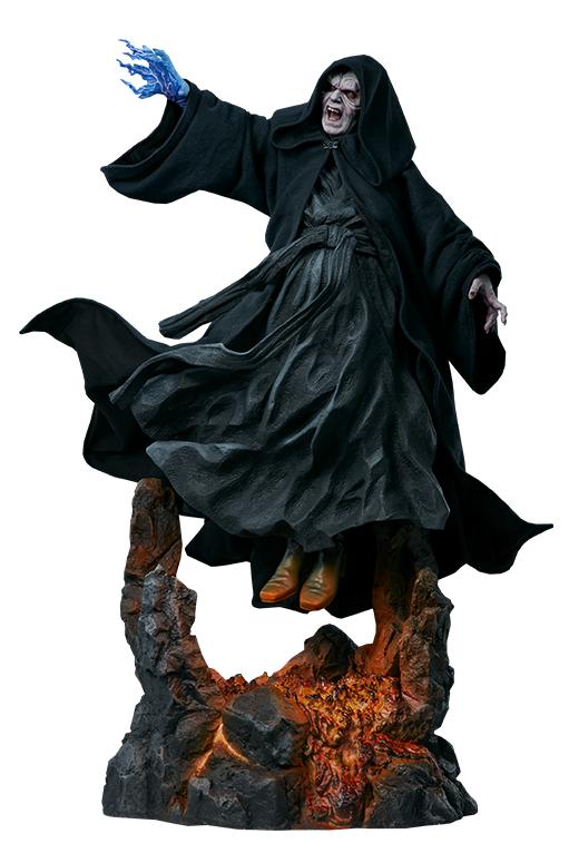 "Star Wars: Darth Sidious - 21"" Mythos Statue"
