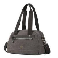Troop London: Metro Small Shoulder Bag - Black