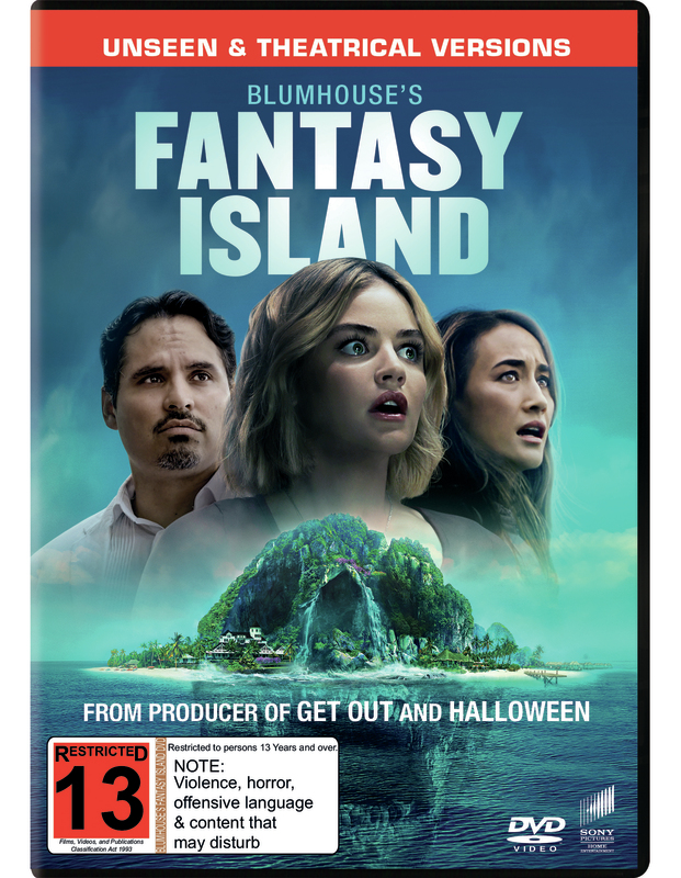Fantasy Island on DVD