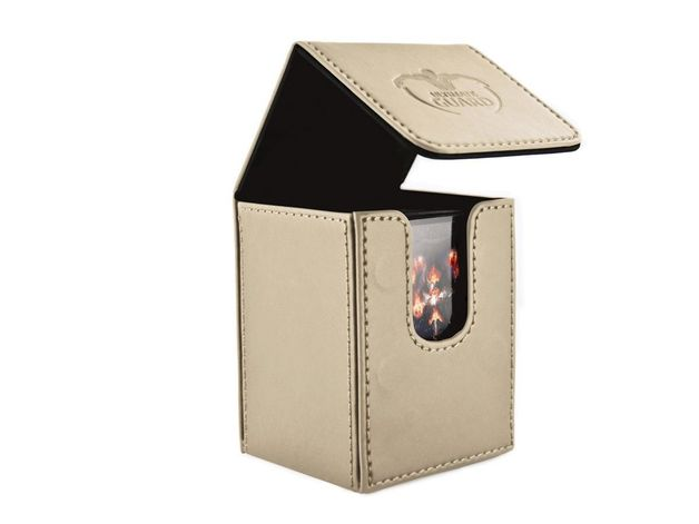 Ultimate Guard: Flip Deck Case 100+ Deck Box - Sand