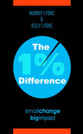 The 1% Difference by Murray, Lyons image