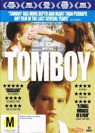 Tomboy on DVD image