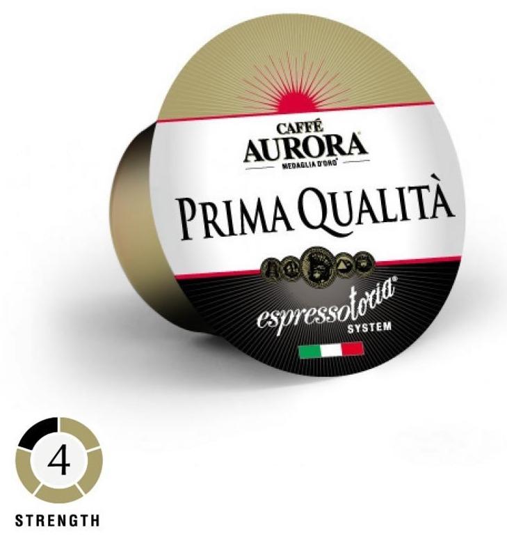 Caffe Aurora Prima Qualita Coffee Capsules image