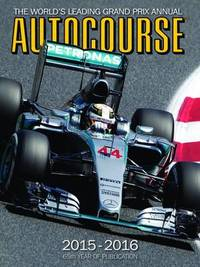 Autocourse by Tony Dodgins