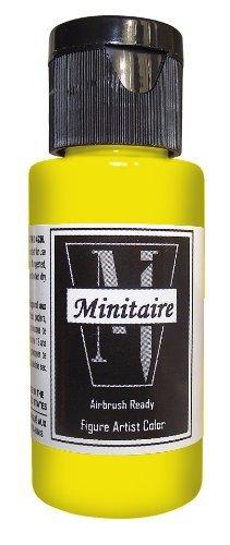 Badger: Minitaire Acrylic Paint - Irradiated Yellow (30ml)