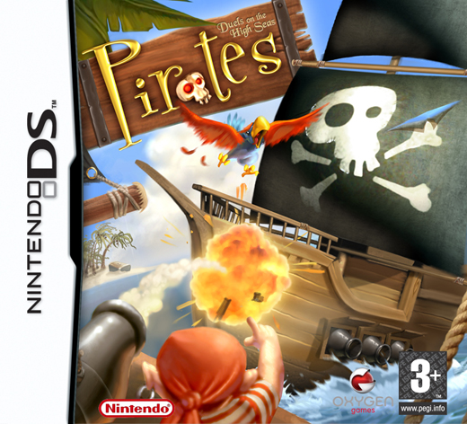 Pirates: Duels on the High Seas for DS image