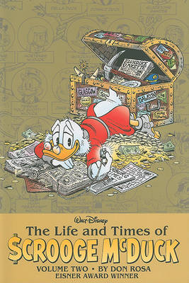 The Life & Times of Scrooge McDuck, Volume Two by Don Rosa image