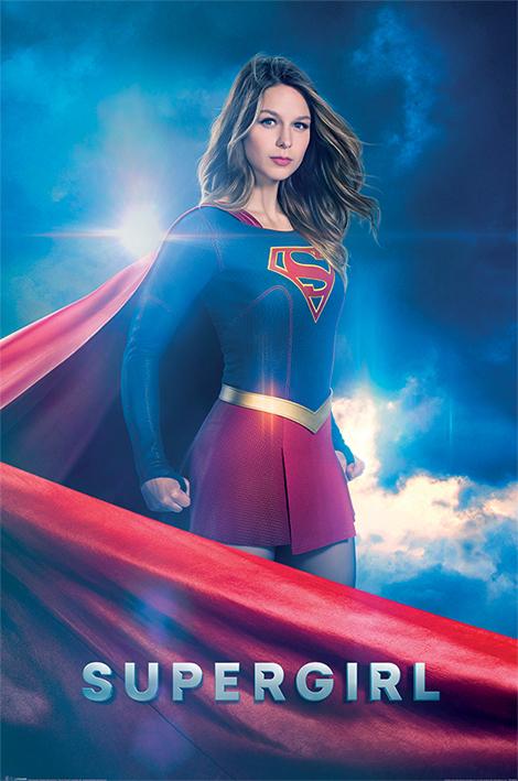 Supergirl Maxi Poster - Kara Zor-El (596)