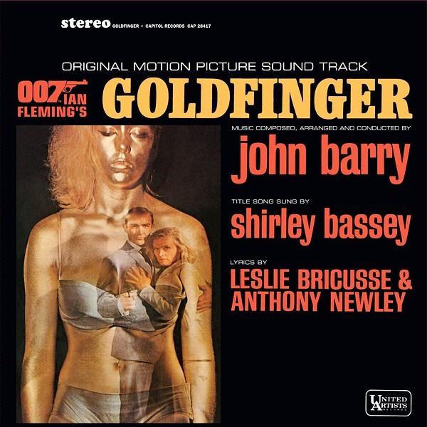 Goldfinger Original Soundtrack (LP) by Soundtrack / Various image