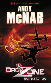 DropZone by Andy McNab image