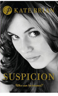 Suspicion by Kate Brian image