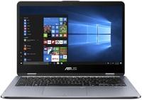 """ASUS VivoBook Flip TP410UR-EC125T 14"""" UltraBook, Intel Core i7-7500U, 8GB RAM"""