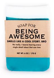 Whiskey River Co: Soap - For Being Awesome