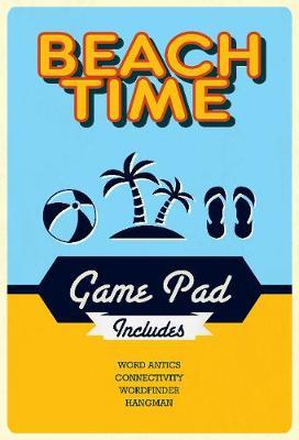 Beach Time Game Pad by Parragon Books Ltd image