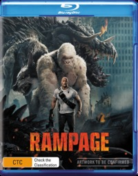 Rampage on Blu-ray image