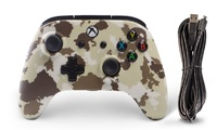 Xbox One Enhanced Wired Controller - Sandstorm Camo for Xbox One image