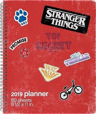 Stranger Things Wkmnthly8.5x11 by Trends International