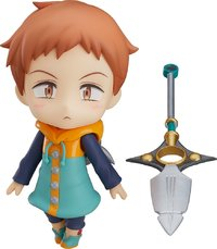 The Seven Deadly Sins: King - Nendoroid Figure
