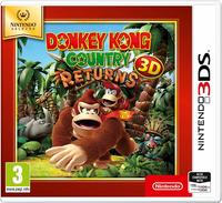 Donkey Kong Country Returns 3D (Selects) for 3DS