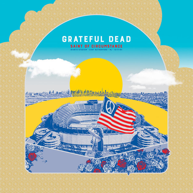 Giants Stadium 06/17/91 by The Grateful Dead