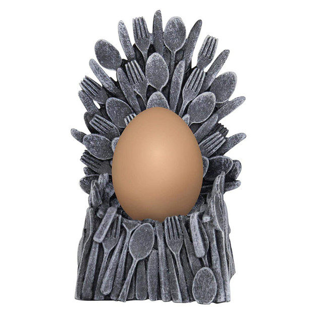 The Iron Throne Egg Cup