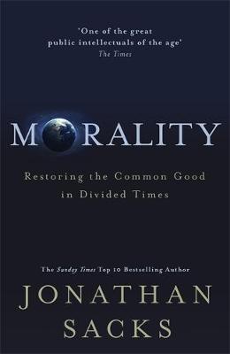 Morality by Jonathan Sacks