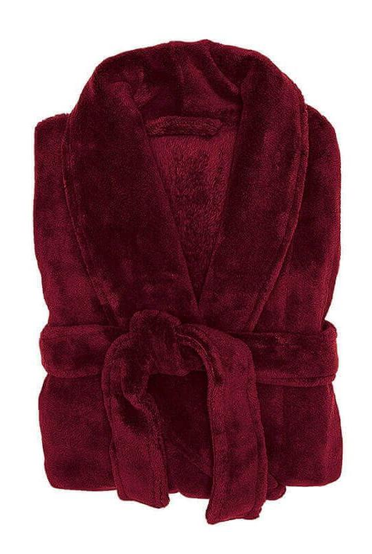 Bambury Merlot Microplush Robe (Medium/Large) image