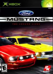 Ford Mustang for Xbox