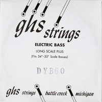 GHS 060 Dynamite Alloy Bass Boomers - Electric Bass Single String