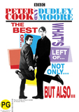 Peter Cook and Dudley Moore - The Best of... What's Left of... Not Only... But Also... DVD