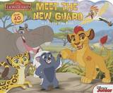 The Lion Guard, Meet the New Guard by Disney Book Group