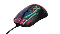 SteelSeries Rival 300 CS:GO Hyper Beast Edition for PC Games