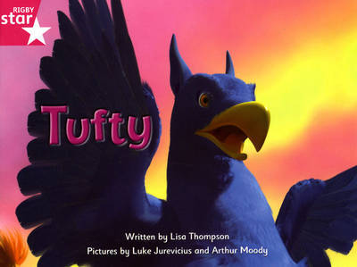 Fantastic Forest Pink Level Fiction: Tufty by Lisa Thompson image
