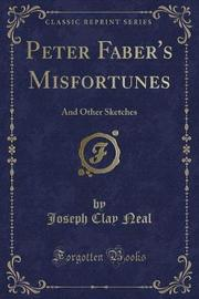 Peter Faber's Misfortunes by Joseph Clay Neal image