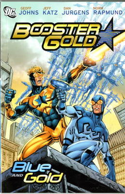 Booster Gold by Geoff Johns image