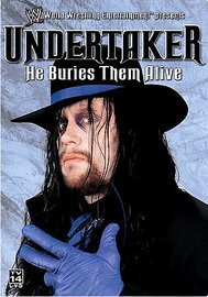 WWE - Undertaker: He Buries Them Alive on DVD image