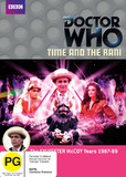 Doctor Who: Time and the Rani DVD