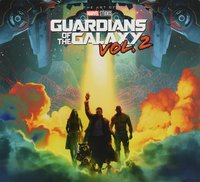 Marvel's Guardians Of The Galaxy Vol. 2: The Art Of The Movie by Jacob Johnston