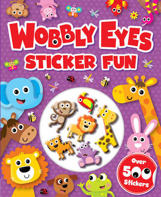 Wobbly Eyes Sticker Fun
