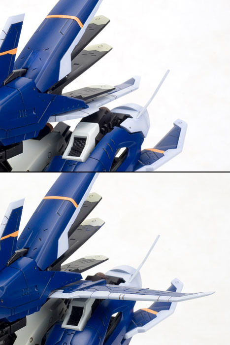 Zoids 1/72 RZ-041 Liger Zero Jager Marking Plus Ver. - Model Kit image