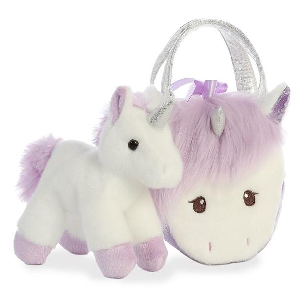 Aurora: Heather Unicorn - Fancy Pal Set