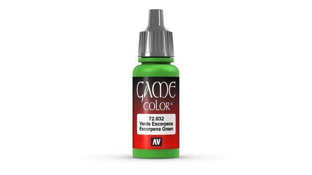 Vallejo Game Colour Scorpy Green 17ml