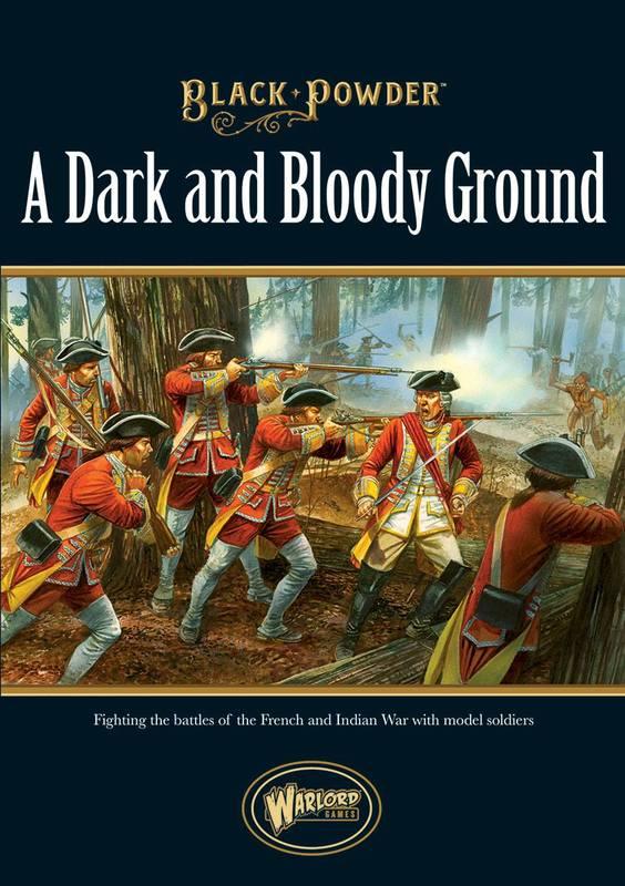 A Dark and Bloody Ground: Black Powder Supplement